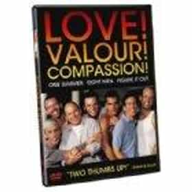 Love! Valour! Compassion!