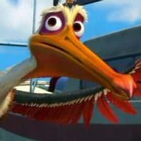 Nigel is listed (or ranked) 24 on the list The Best Bird Characters In Cartoons And Comics