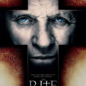 The Rite is listed (or ranked) 12 on the list The Best Horror Movies About the Devil