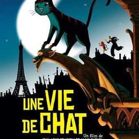 A Cat In Paris is listed (or ranked) 23 on the list The Best Cat Movies for Kids