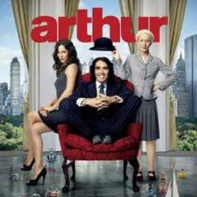 Arthur is listed (or ranked) 3 on the list The Worst Movie Remakes Ever