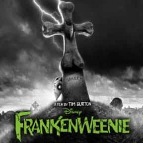 Frankenweenie is listed (or ranked) 21 on the list The Best Disney Movies For Boys
