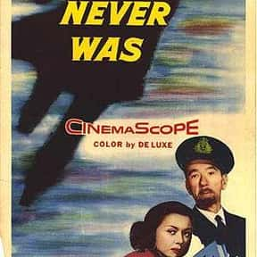 The Man Who Never Was is listed (or ranked) 3 on the list The Best '50s Spy Movies
