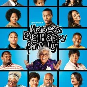 Madea's Big Happy Family is listed (or ranked) 9 on the list The Best Movies With Family in the Title