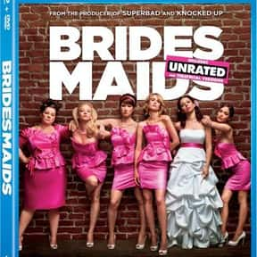 Bridesmaids is listed (or ranked) 11 on the list The Best Movies About Female BFFs, Ranked