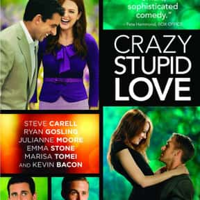 Crazy, Stupid, Love. is listed (or ranked) 25 on the list The Best PG-13 Drama Movies