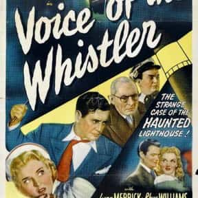 Voice of the Whistler is listed (or ranked) 24 on the list The Best Movies of 1945