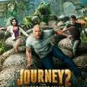 Journey 2: The Mysterious Isla is listed (or ranked) 15 on the list The Best Movies About Finding Lost Worlds