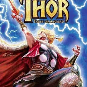 Thor: Tales of Asgard is listed (or ranked) 21 on the list The Best Thor Versions Of All Time