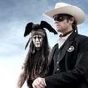 The Lone Ranger is listed (or ranked) 7 on the list The Best Movies Directed by Gore Verbinski