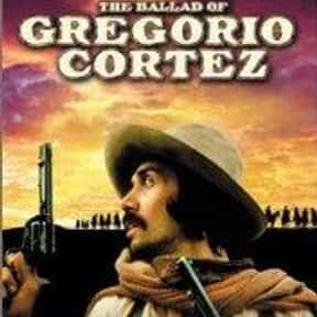 The Ballad of Gregorio Cortez is listed (or ranked) 8 on the list The Best Edward James Olmos Movies