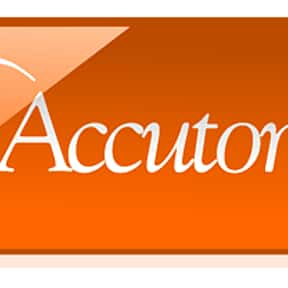 Accutone is listed (or ranked) 1 on the list List of Consumer Electronics Companies