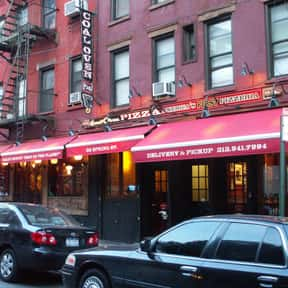 Lombardi's Pizza is listed (or ranked) 3 on the list The Best Pizza in New York City