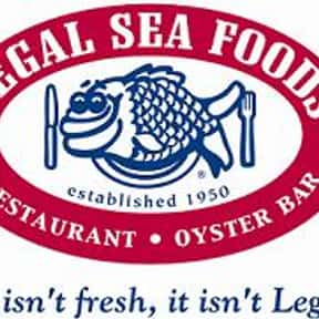 Legal Sea Foods is listed (or ranked) 11 on the list The Best High-End Restaurant Chains
