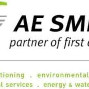 AE Smith is listed (or ranked) 2 on the list List of Construction Companies