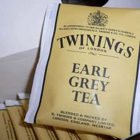 Twinings is listed (or ranked) 10 on the list The Most Quintessential British Brands