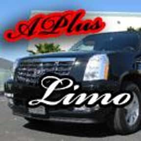 A Plus Limos is listed (or ranked) 10 on the list Companies Founded in California
