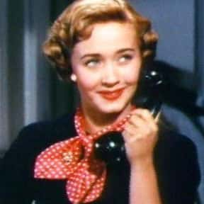 Jane Powell is listed (or ranked) 24 on the list Famous People Named Jane