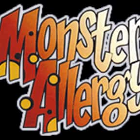 Monster Allergy is listed (or ranked) 12 on the list Kids' WB TV Shows/Programs