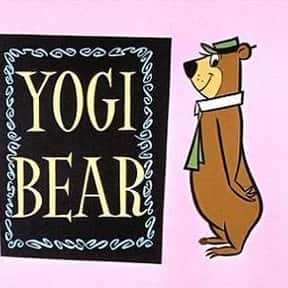 The Yogi Bear Show is listed (or ranked) 21 on the list The Greatest TV Shows of the 1950s