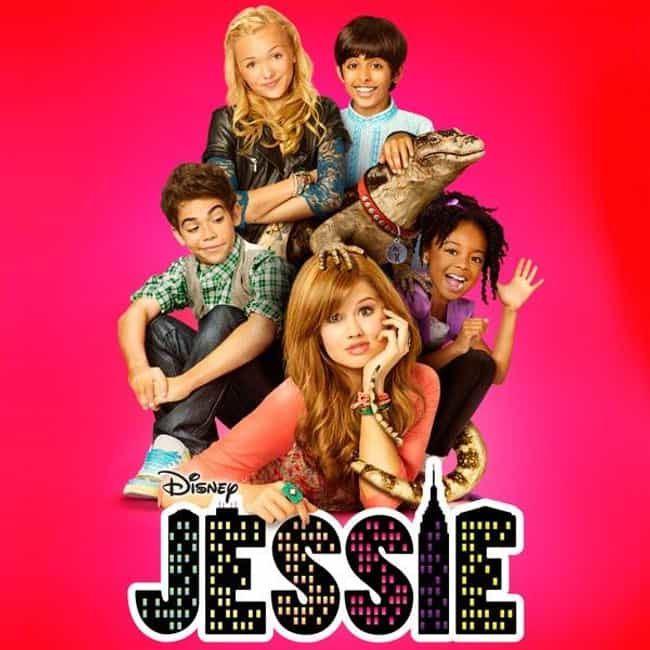 Jessie is listed (or ranked) 6 on the list The Top Ten Worst Disney Channel Shows