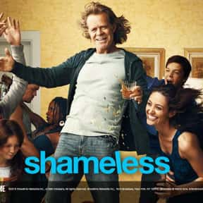 Shameless is listed (or ranked) 8 on the list The Best Dramedy TV Series