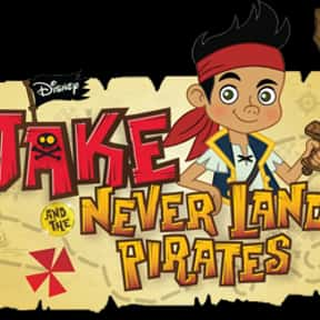 Jake and the Never Land Pirate is listed (or ranked) 13 on the list The Most Annoying Kids Shows Currently On TV