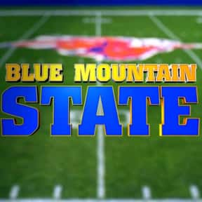 Blue Mountain State is listed (or ranked) 3 on the list The Best Spike TV Shows