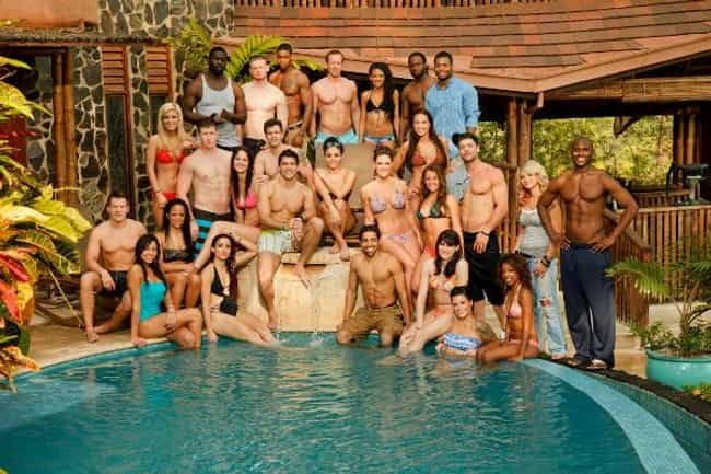 The Challenge: Rivals is listed (or ranked) 1 on the list Every Season Of 'The Challenge,' Ranked By Fans