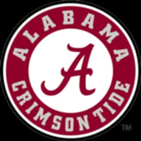 university of alabama crimson  is listed (or ranked) 22 on the list The Best Sports Franchises Of All Time