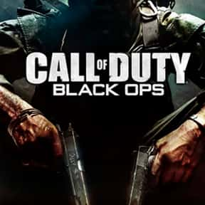 Call of Duty: Black Ops is listed (or ranked) 2 on the list The Best PS3 First-Person Shooter Games