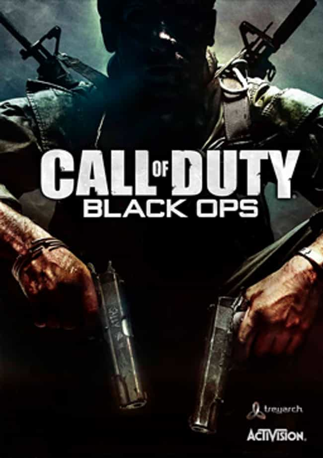 Call of Duty: Black Ops ... is listed (or ranked) 3 on the list Every 'Call of Duty' Game, Ranked Best to Worst