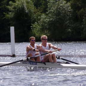 Rowing is listed (or ranked) 9 on the list The Best Water Sports