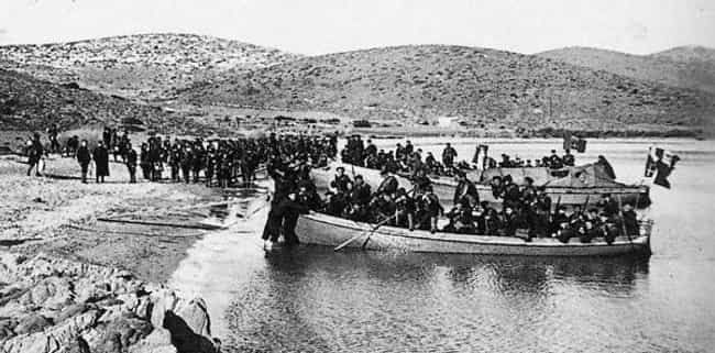 Battle of Rhodes is listed (or ranked) 4 on the list List Of Italo-Turkish War Battles