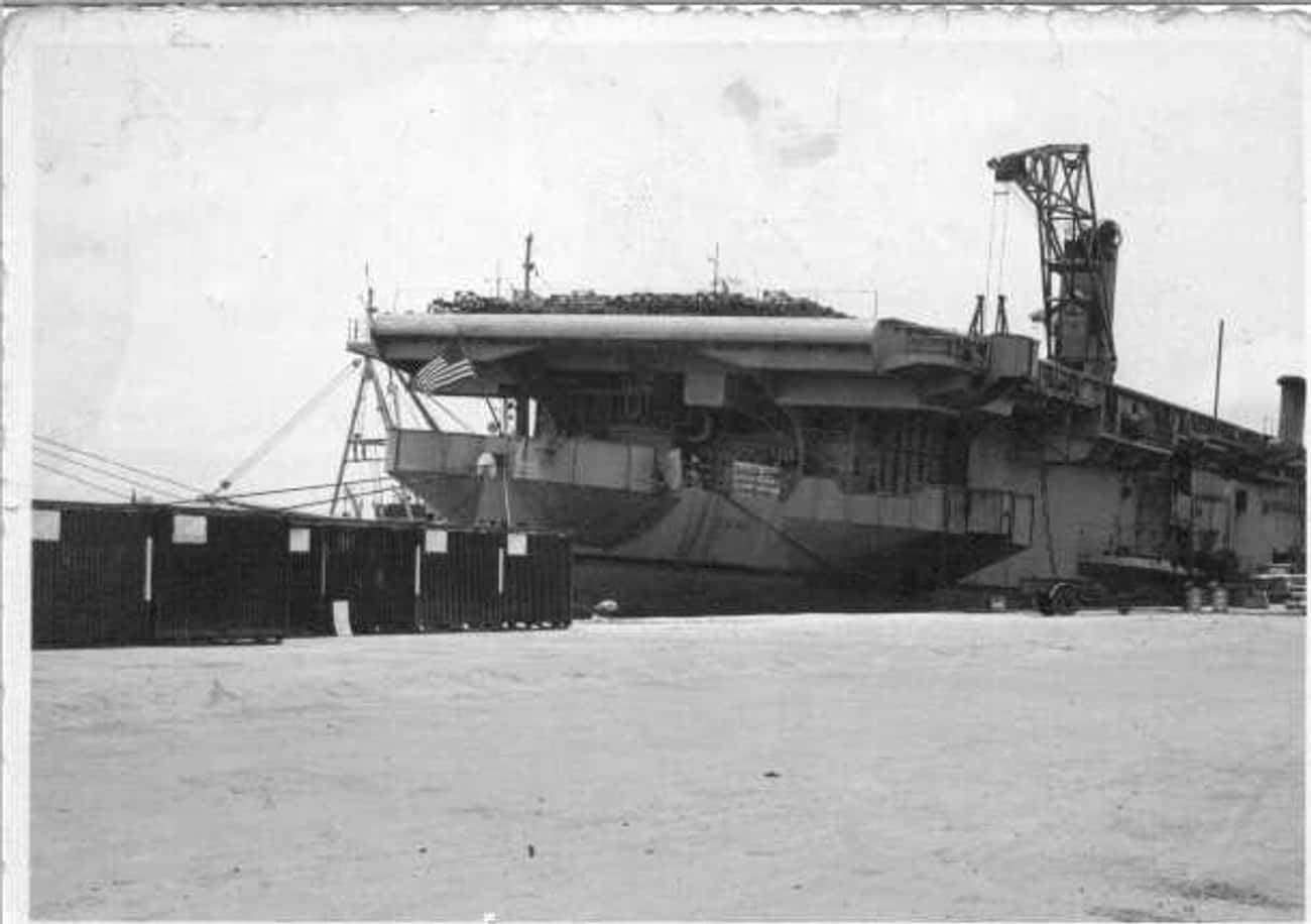 Attack on the USNS Card is listed (or ranked) 3 on the list List Of Vietnam War Battles