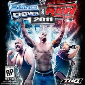 WWE SmackDown vs. Raw 2011 is listed (or ranked) 11 on the list The Best Wrestling Games of All Time