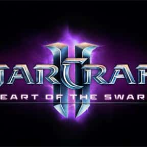 StarCraft II: Heart of the Swa is listed (or ranked) 17 on the list The Best Real-Time Strategy Games of All Time