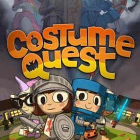 Costume Quest is listed (or ranked) 21 on the list The Best Horror Games on Xbox Game Pass