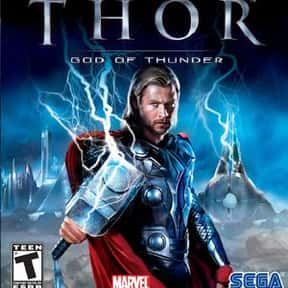 Thor: God of Thunder is listed (or ranked) 16 on the list The Best Thor Versions Of All Time