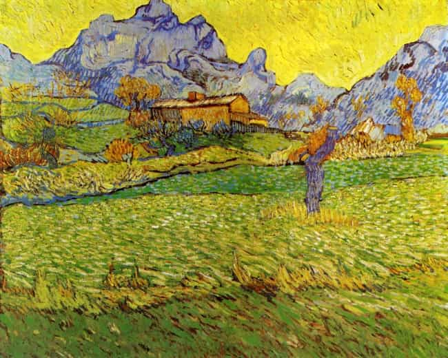 A Meadow in the Mountains: Le ... is listed (or ranked) 1 on the list Famous Landscape Arts from the Post-Impressionism Movement