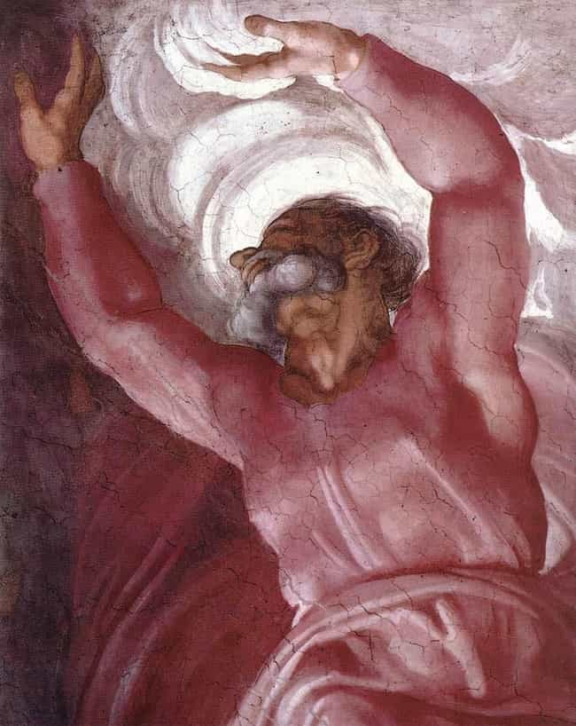 Separation of Light from... is listed (or ranked) 3 on the list Famous Italian Renaissance Frescos