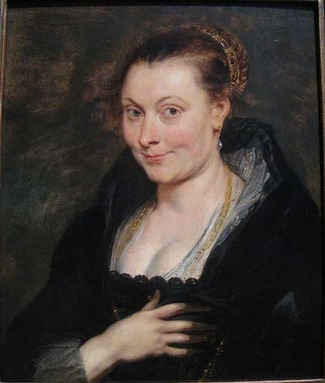 Portrait of Isabella Bra... is listed (or ranked) 3 on the list Famous Portraits by Peter Paul Rubens