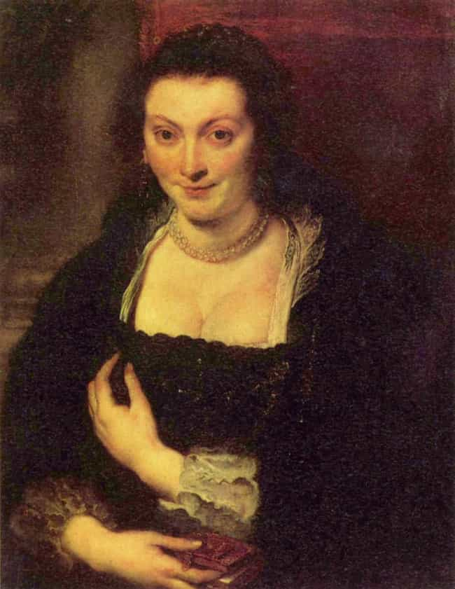 Portrait of Isabella Bra... is listed (or ranked) 2 on the list Famous Portraits by Peter Paul Rubens