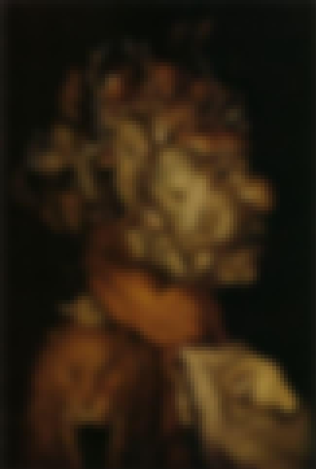 Earth is listed (or ranked) 2 on the list List of Famous Giuseppe Arcimboldo Artwork
