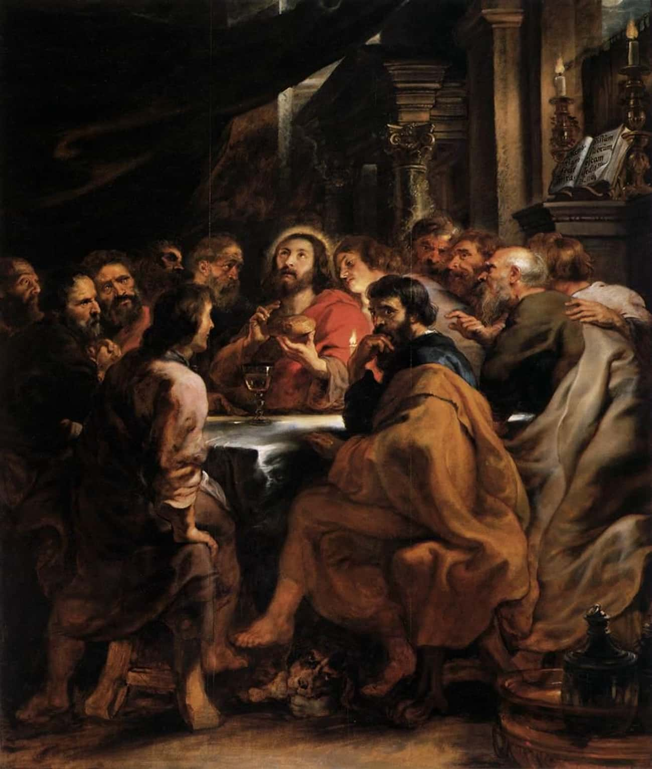 Rubens's Last Supper