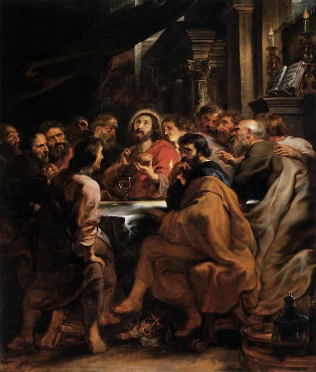 Last Supper is listed (or ranked) 2 on the list The Best Paintings of The Last Supper