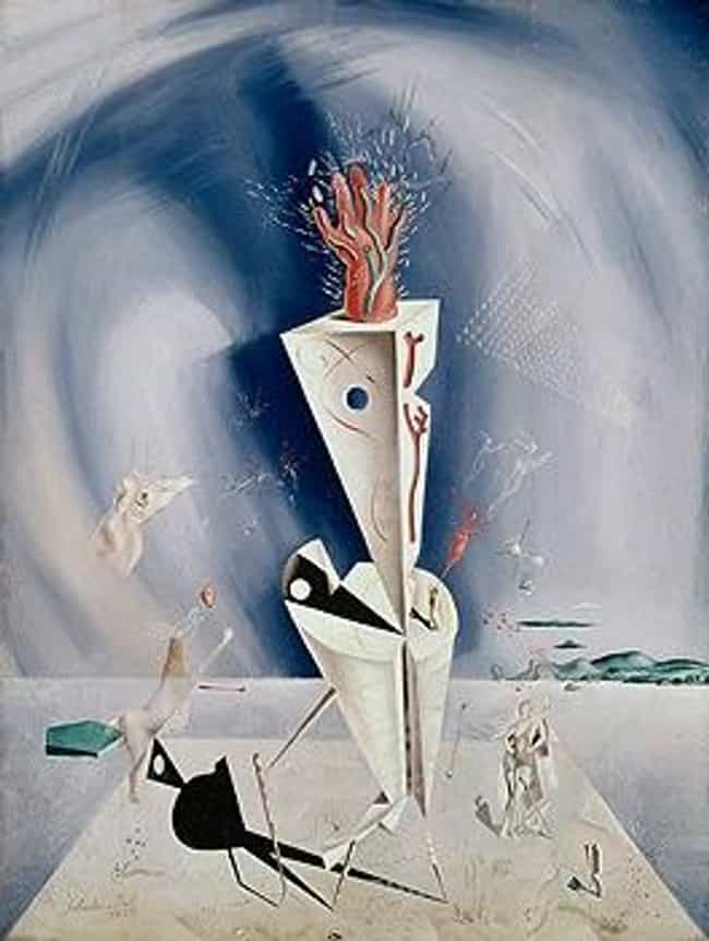 Apparatus and Hand is listed (or ranked) 1 on the list Famous Surrealism Artwork