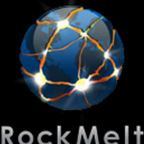 Rockmelt is listed (or ranked) 14 on the list The Best Internet Browsers