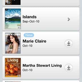 Zinio Magazine Newsstand & Rea is listed (or ranked) 22 on the list The Best News Apps for Your Smartphone