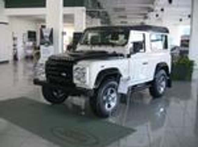 Defender Ice Edition 2010 is listed (or ranked) 13 on the list Full List of Land Rover Models